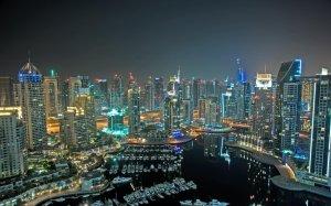 Dubai -skyline